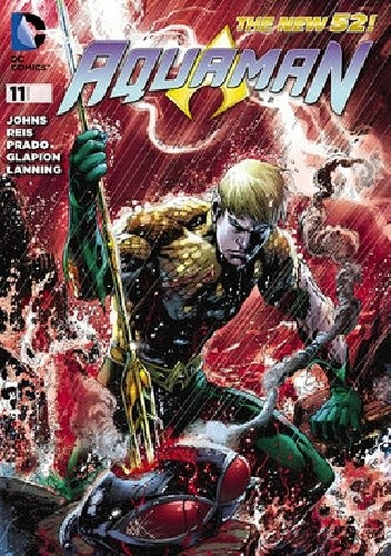Okładka książki Aquaman Vol 7 #11