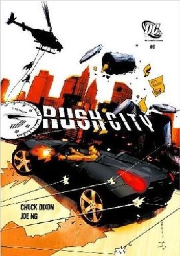 Okładka książki Rush City Vol 1 #0