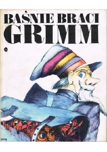 Okładka książki Baśnie braci Grimm. Tom 1