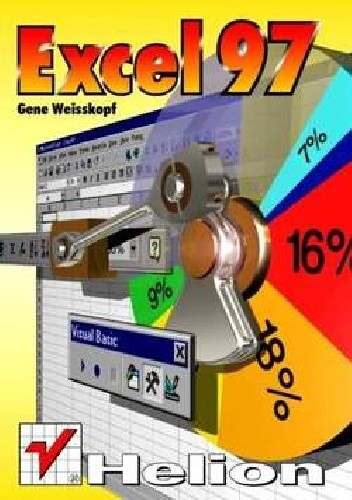 Okładka książki Excel 97