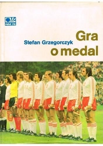 Okładka książki Gra o medal