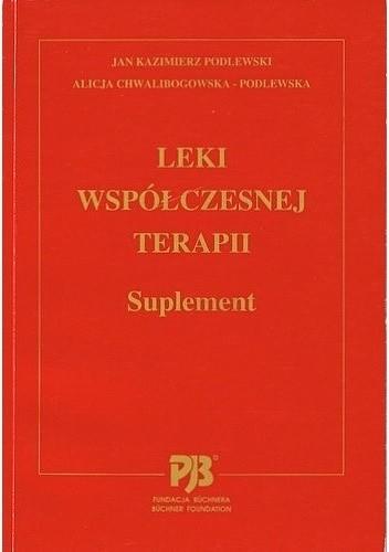 Okładka książki Leki współczesnej terapii. Suplement