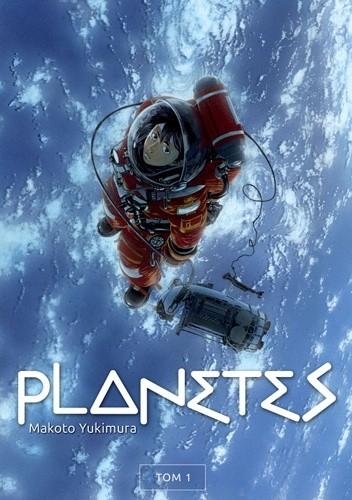 Okładka książki Planetes tom 1