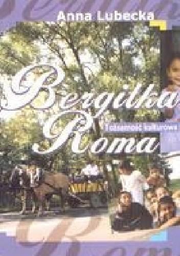 Okładka książki Tożsamość kulturowa. Bergitka Roma