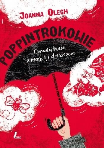 Okładka książki Poppintrokowie. Opowiadania z magią i dreszczem