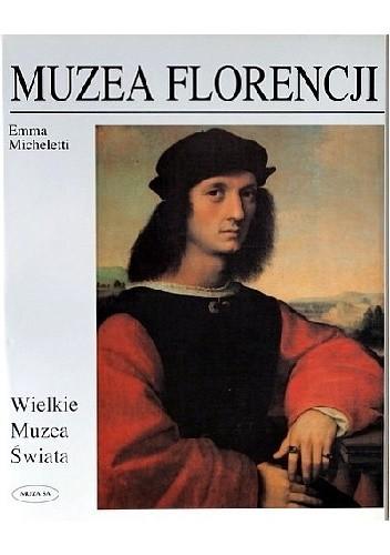 Okładka książki Muzea Florencji