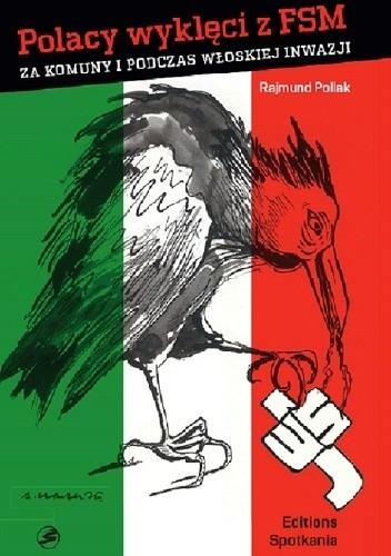 Okładka książki Polacy wyklęci z FSM za komuny i podczas włoskiej inwazji