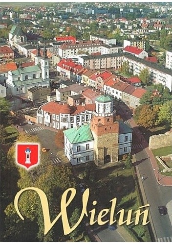 Okładka książki Wieluń