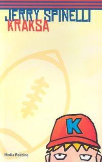 Okładka książki Kraksa