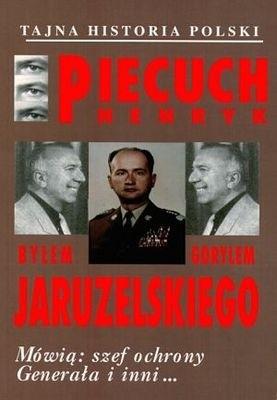 Okładka książki Byłem gorylem Jaruzelskiego