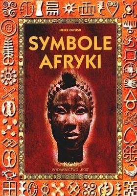 Okładka książki Symbole Afryki