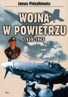 Okładka książki Wojna w powietrzu 1939-1945