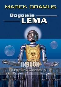 Okładka książki Bogowie Lema