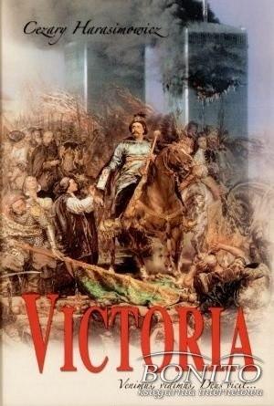 Okładka książki Victoria