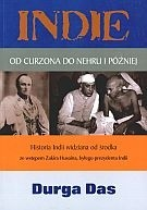 Okładka książki Indie