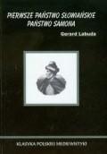 Okładka książki Pierwsze państwo słowiańskie. Państwo Samona