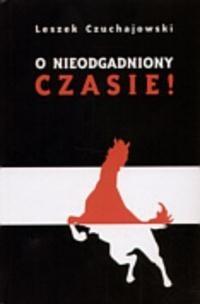 Okładka książki O nieodgadniony czasie!