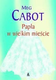 Okładka książki Papla w wielkim mieście