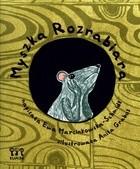 Okładka książki Myszka Rozrabiara