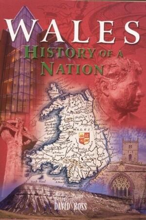 Okładka książki Wales history of a nation
