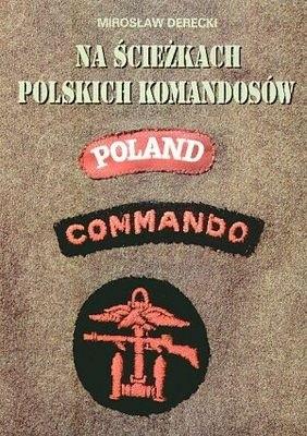 Okładka książki Na ścieżkach polskich komandosów