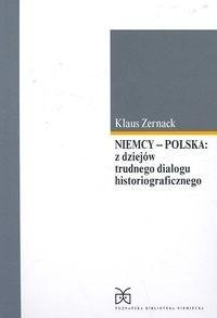 Okładka książki Niemcy-Polska z dziejów trudnego dialogu historiograficznego