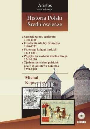 Okładka książki Historia Polski: średniowiecze t. 20