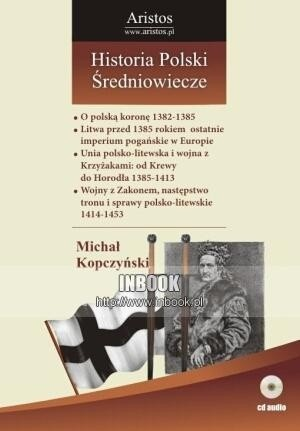Okładka książki Historia Polski: średniowiecze t. 23