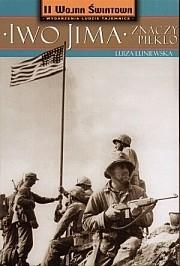 Okładka książki Iwo Jima - znaczy Piekło