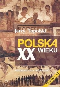 Okładka książki Polska XX wieku