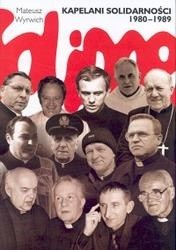 Okładka książki Kapelani Solidarności 1980-1989