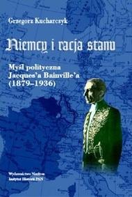 Okładka książki Niemcy i racja stanu