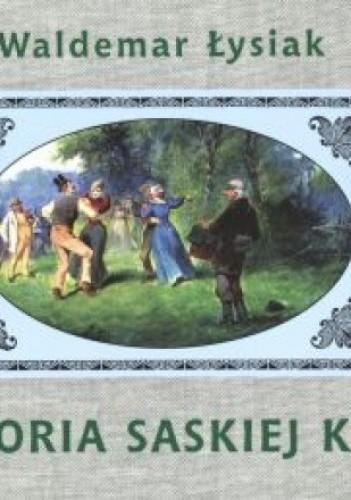 Okładka książki Historia Saskiej Kępy