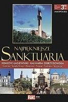 Okładka książki Najpiękniejsze sanktuaria. Małopolska. Tom I