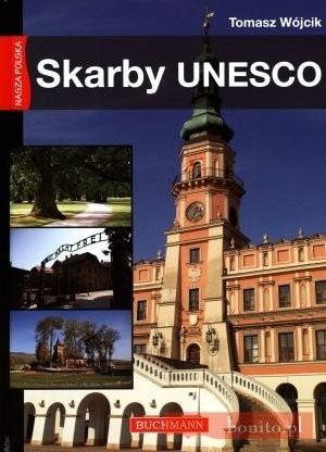 Okładka książki Skarby UNESCO. Nasza Polska