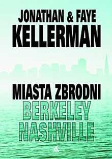 Okładka książki Miasta zbrodni: Berkeley, Nashville