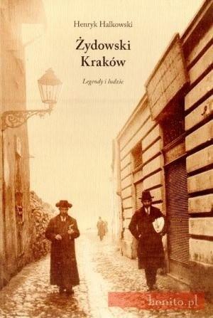 Okładka książki Żydowski Kraków. Legendy i ludzie