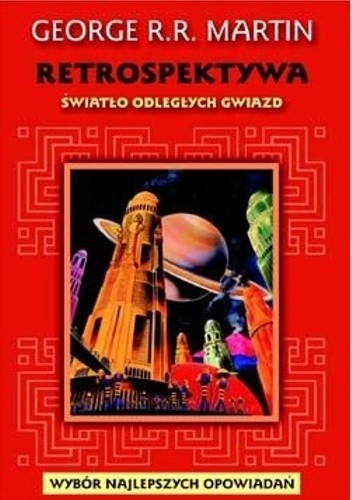 Okładka książki Światło odległych gwiazd