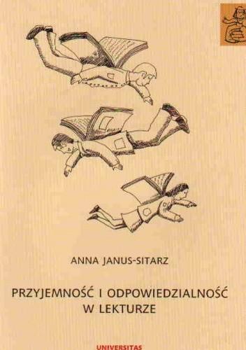 Okładka książki Przyjemność i odpowiedzialność w lekturze