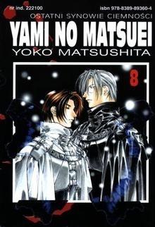 Okładka książki Yami no Matsuei. Ostatni synowie ciemności t. 8