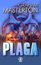 Okładka książki Plaga