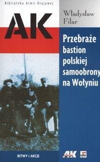Okładka książki Przebraże bastion polskiej samoobrony na Wołyniu