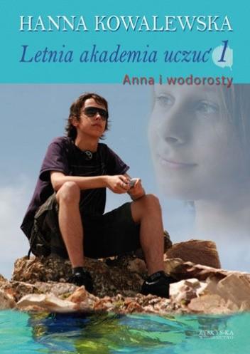 Okładka książki Letnia Akademia Uczuć: Anna i wodorosty