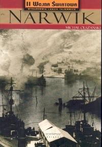 Okładka książki Narwik