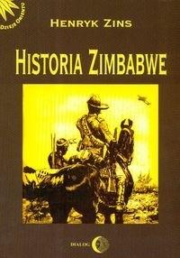 Okładka książki Historia Zimbabwe
