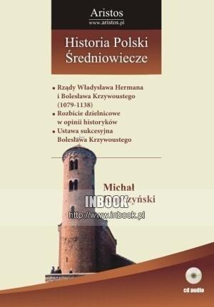 Okładka książki Historia Polski: średniowiecze t. 19