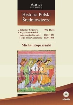 Okładka książki Historia Polski: średniowiecze