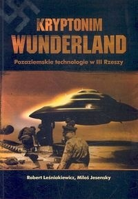 Okładka książki Kryptonim Wunderland