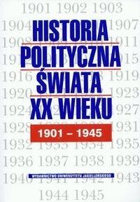 Okładka książki Historia polityczna świata XX w t1 1901-1945