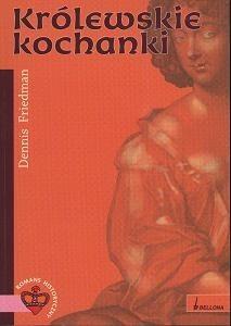Okładka książki Królewskie kochanki